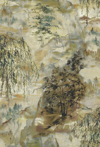 Coordonne Dunhuang Behang Random Chinoiseries Collectie 7900171