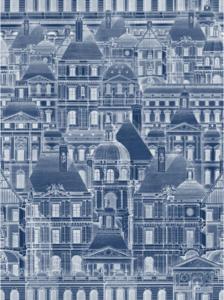 Mind the Gap Louvre Behang WP20021