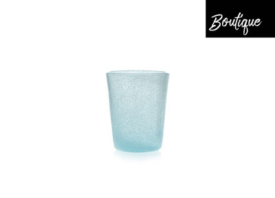 Marco Polo Glas Lichtblauw Luxury By Nature Boutique