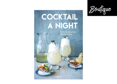 Cocktailboek Cocktail A Night Luxury By Nature Boutique9789022333099