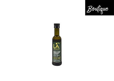 LA Organic Olijfolie Cuisine Fles 250 ml Luxury By Nature Boutique