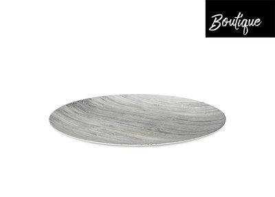 Fjord Grijs Bord Zak!Designs 45cm Luxury By Nature Boutique