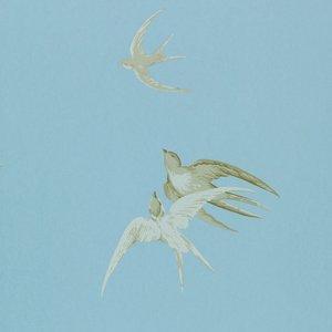 DVIWSW103 sanderson swallows behang
