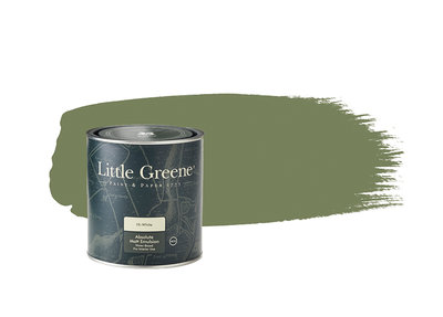 Verf Little Greene Sage Green (80) Little Greene Dealer Amsterdam Luxury By Nature Boutique