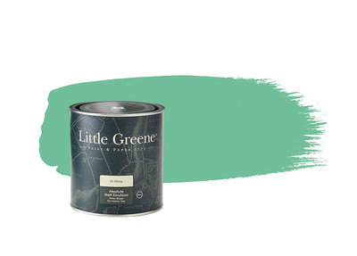 Verf Little Greene Green Verditer (92) Little Greene Dealer Amsterdam Luxury By Nature Boutique