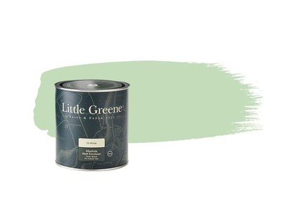 Little Greene Verf Cupboard Green (201)