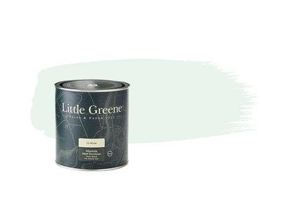 Verf Little Greene Aquamarine pale (282) Little Greene Dealer Amsterdam Luxury By Nature Boutique