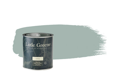 Verf Little Greene Celestial Blue (101) Little Greene Dealer Amsterdam Luxury By Nature Boutique