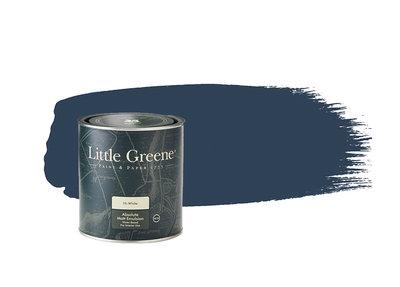 Verf Little Greene Royal Navy (257) Little Greene Dealer Amsterdam Luxury By Nature Boutique