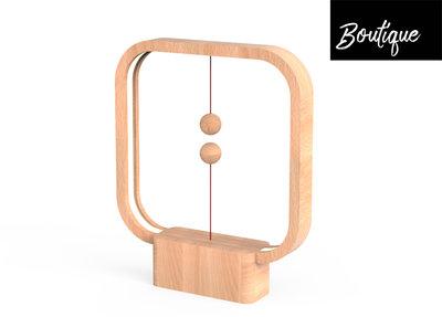 Allocacoc Heng Balance Lamp Square Bruin