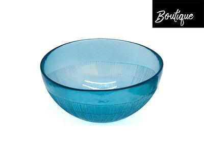 Blauw Glazen Schaaltje