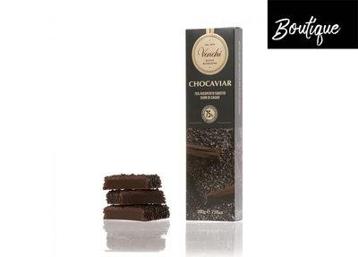 Venchi Chocaviar 75% Chocoladereep