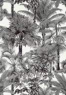 Thibaut Palm Botanical Behang Tropics Behang Collectie T10102