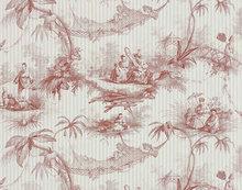 Pierre Frey Les Ombrelles Behang Compagnie Des IndesPierre Frey Les Ombrelles Behang Compagnie Des Indes BP326004