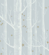 behang Cole And Son Woods And Stars 103-11051 whimsical