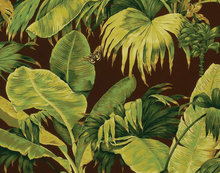 behang boussac bananier behangpapier bananenblad W4630A04