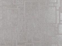 Behang Zinc Textile Halston Flock ZW109-02 dove Glamorama Luxury By Nature
