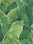 Palmen Behang Jaima Brown Charleston jb50712 Charleston Home Collectie Luxury By Nature