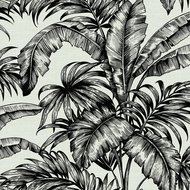 Behang Wallquest Tropical Leaves SG41400 sage 2 luxury by nature