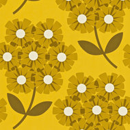 giant rhododendron orla kiely behang 2