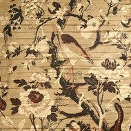 Silkbird Gold Behang Lacca behangcollectie D17010_001
