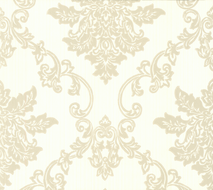 Hampton Behang 1838 Wallcoverings Rosemore Collection 1601-106-03 Ivory