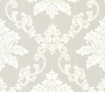 Hampton Behang 1838 Wallcoverings Rosemore Collection 1601-106-05 Grey