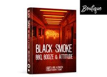 Black Smoke Kookboek Jord Althuizen Kasper Stuart