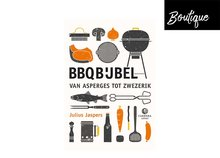 Kookboek Julius Jaspers BBQBijbel 9789048832507 Luxury By Nature Boutique